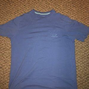 Blue Vineyard Vines T-shirt
